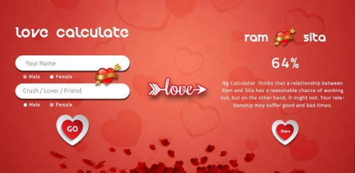 Love Calculator apk