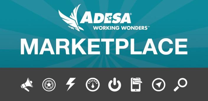 ADESA Marketplace: Source wholesale used vehicles apk