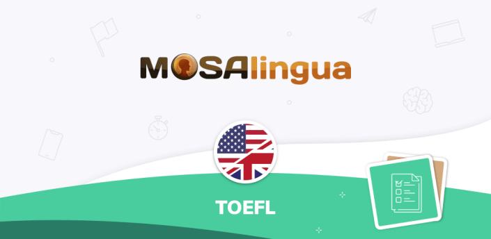MosaLingua – TOEFL® Test Prep apk