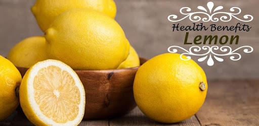 Lemons Uses and Benefits apk