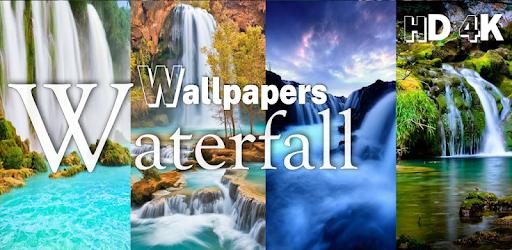 Waterfall Wallpapers HD 4K Waterfall Backgrounds apk