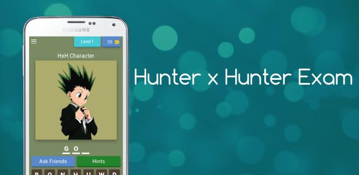 Hunter x Hunter Exam apk
