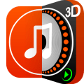 DiscDj 3D Music Player - 3D Dj Music Mixer Studio Icon