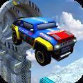 Superhero Speed Prado Stunt Games Icon