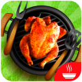 BBQ Grilling Fever - Cooking Icon