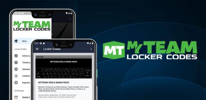 Locker Codes apk