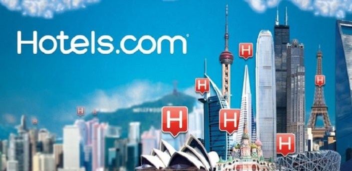 Hotels.com: Search Hotel Rooms & Book your Travel apk