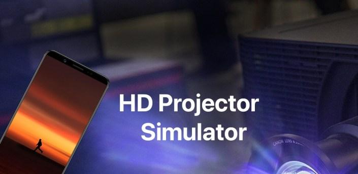 HD Video Projector Simulator - Video Projector HD apk
