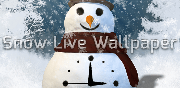 Snow Live Wallpaper apk