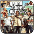 grand theft auto v game and guide download Icon