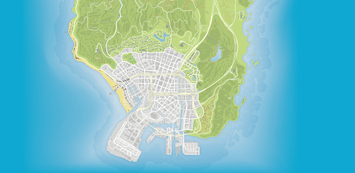 Unofficial Map For GTA 5 apk