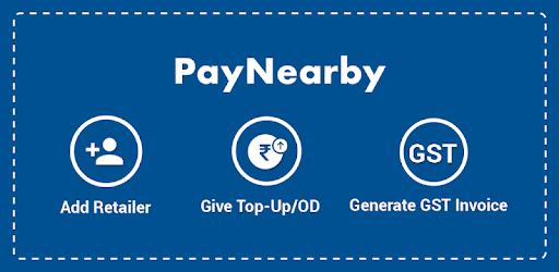 PayNearby Distributor – Top-Up, OD, GST Invoice apk