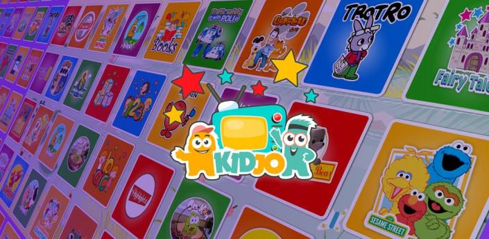 Kidjo TV: Shows and Videos for Kids to Learn apk