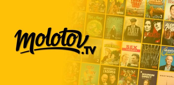Molotov - TV en streaming, direct, replay apk