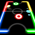 Glow Hockey Icon
