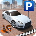 Car Parking Games 2019 : tricky Car parking 3d Icon