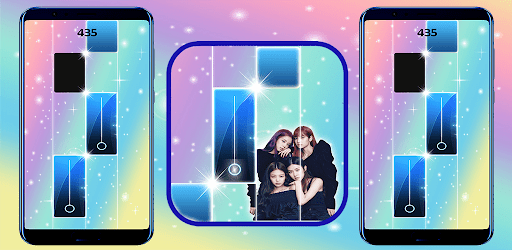 On The Ground - Blackpink Piano Tiles apk