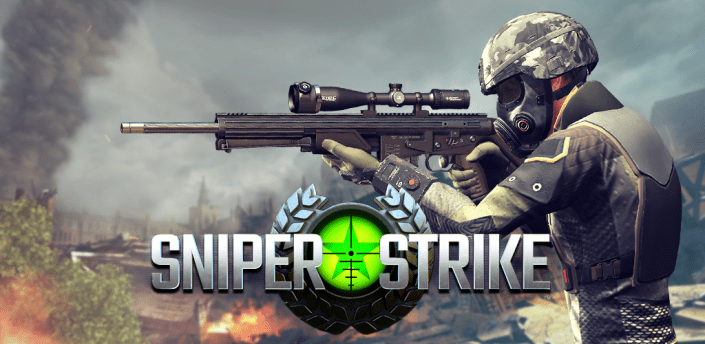 Sniper Strike – FPS 3D Shooting Game apk