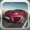 Sports Car Driving Simulator Icon