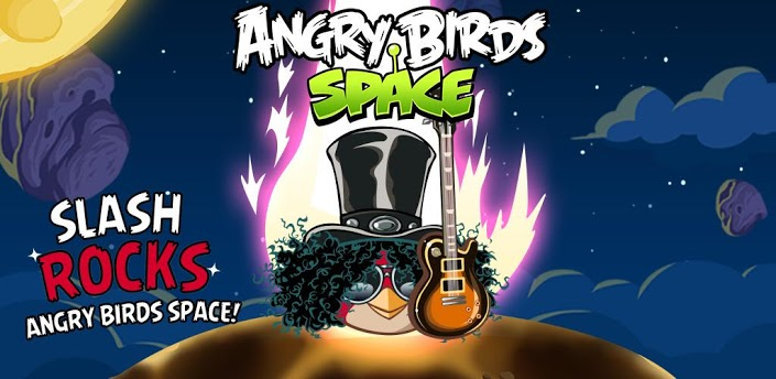 Angry Birds Space HD apk