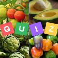 Vegetables Quiz Icon