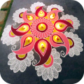 New Rangoli Designs letest2017 Icon