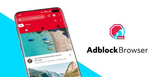 Adblock Browser Beta: Block ads, browse faster apk