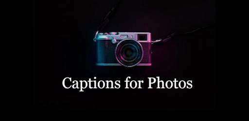 Captions for photos apk