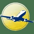 Cheap Flights - Go Travel Icon