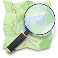 خريطة الشارع المفتوحة Icon