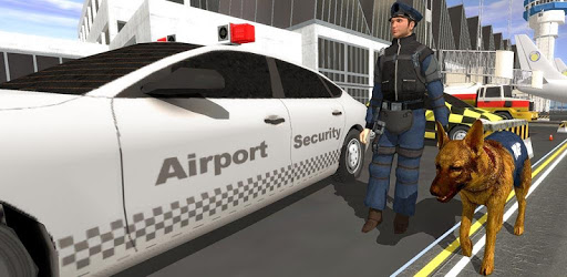 Police Dog Airport Crime apk