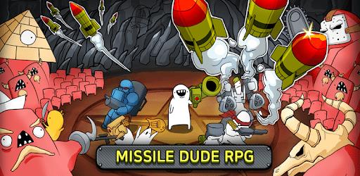 [VIP]Missile Dude RPG: Tap Tap Missile apk