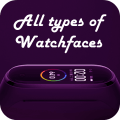 Mi band watch face - Mi Band 4 WatchFaces Icon