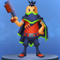 Battle Royale : Sausage The Man Game Icon