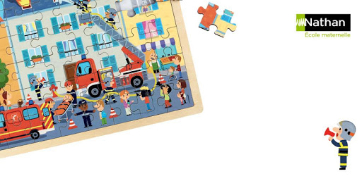 Large Puzzle Firefighters apk