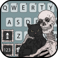 Spooky Best Friends Keyboard Theme Icon