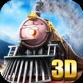 Real Euro Train Simulator -  3D Driving Game 2020 Icon