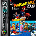Best Mario Kart DS Game NDS Icon