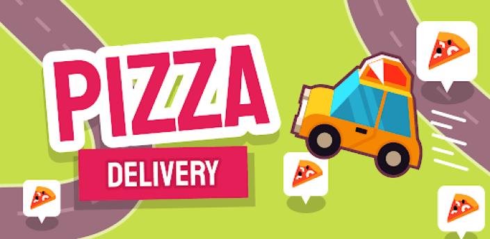 Pizza Delivery: Logic Puzzle apk