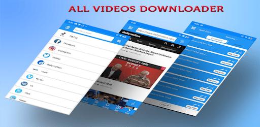 All downloader 2020 - Free Video Downloader app apk