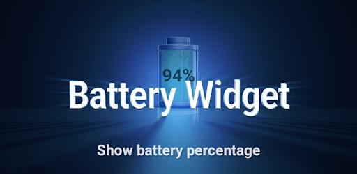 Battery Widget Percentage Charge Level (Free) apk