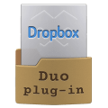 DuoFM Plugin for Dropbox Icon