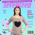 Magazine Cover Photo Maker Editor Celebrity Show Icon