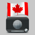 Radio Canada - Online Radio, FM Radio Icon