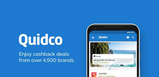 Quidco - Cashback, Discounts & Voucher Codes apk