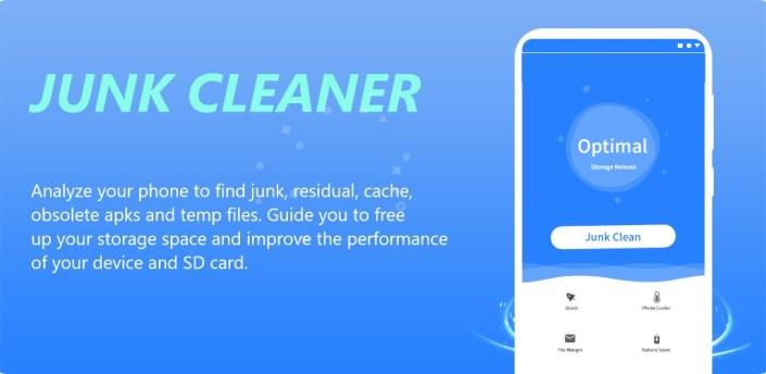 Elf Cleaner Pro-junk remove&phone booster apk