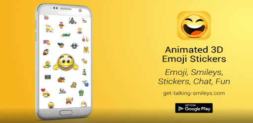 Animated 3D Emoji Stickers apk
