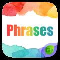 Keyboard Sticker Emoji Phrases Icon
