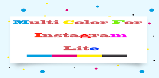 Multi Color For Instagram Lite apk