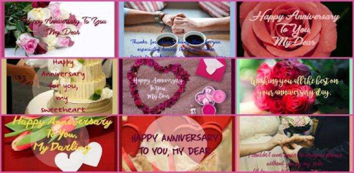 Happy Anniversary Cards apk